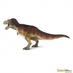 T-Rex con plumas