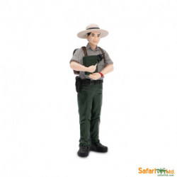 Jim - Guarda del parque