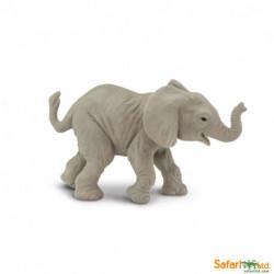 Elefante africano bebé