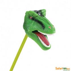 T-Rex verde - mandíbula ch.