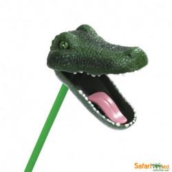 Aligator - mandíbula chasq.