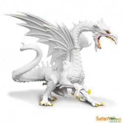 Dragón de nieve - luminoso
