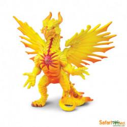 Dragón de sol