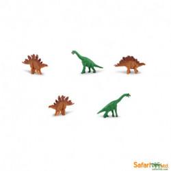 S345522 - Brachiosaurios + Stegosaurios
