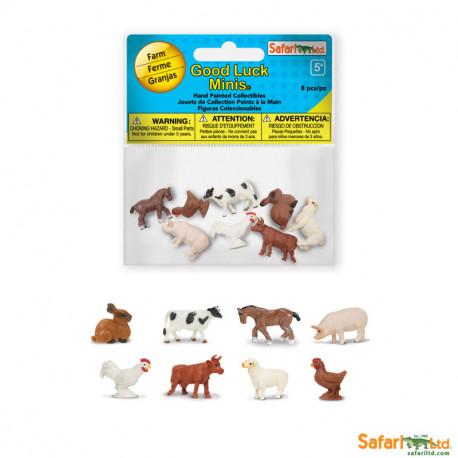 S346522 - Animales de la granja