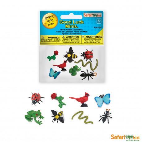S346022 - Animales del jardín