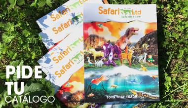 Pide tu catálogo Safari